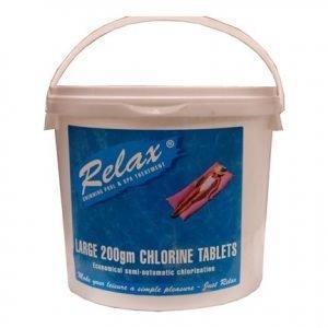 200g Chlorine Tabs
